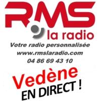 Logo de la radio RMS VEDENE