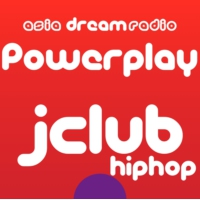 Logo of radio station J-Club Powerplay HipHop