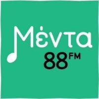 Logo of radio station Μέντα 88