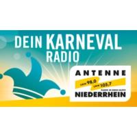 Logo de la radio Antenne Niederrhein - Karnevals Radio
