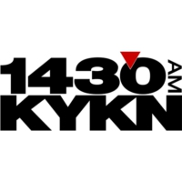 Logo de la radio 1430 KYKN Radio