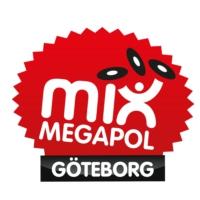 Logo de la radio Mix Megapol Göteborg
