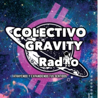 Logo of radio station Colectivo Gravity Radio