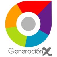 Logo of radio station GENERACION X - 60 70 80