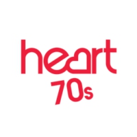 Logo of radio station Heart 70s