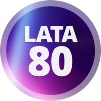 Logo de la radio PolskaStacja - Lata 80