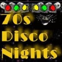 Logo of radio station 70s Disco Nights