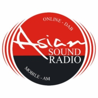 Logo of radio station Asian Sound Radio
