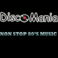 Logo of radio station Discomania Radio