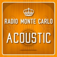 Logo of radio station RMC Acoustic