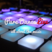 Logo of radio station Pure Dance Live