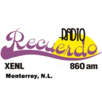Logo of radio station Radio Recuerdo 860 AM