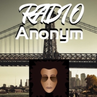 Logo of radio station Anonymradio