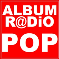 Logo of radio station Album Radio POP