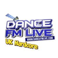Logo de la radio Dancefmlive UK Hardcore
