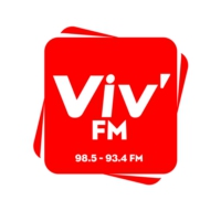 Logo of radio station Viv'FM
