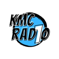 Logo of radio station KMC Radio 1