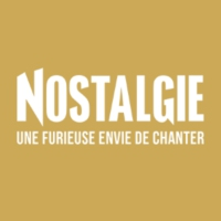 Logo of radio station Nostalgie (Belgique)