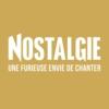 Logo of radio station Nostalgie (Belgique)