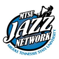 Logo of radio station MTSU Jazz Network