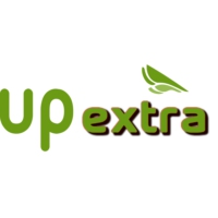 Logo of radio station Up Extra