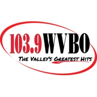 Logo of radio station WVBO 103.9
