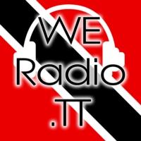 Logo of radio station WE Radio.TT