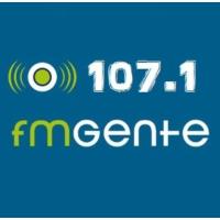Logo of radio station FM Gente