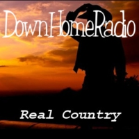 Logo of radio station DownHomeRadio