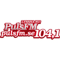 Logo of radio station Puls FM Borås