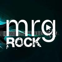 Logo of radio station MRG Rock