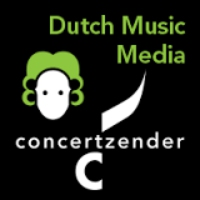 Logo of radio station Concertzender Dutch Music Media
