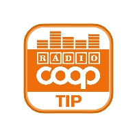 Logo of radio station Coop TIP Rádio