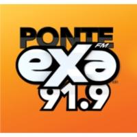 Logo of radio station XHRLM Exa 91.9