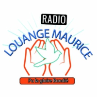 Logo of radio station LOUANGE MAURICE