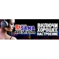 Logo of radio station Radio Sana 103.3 FM