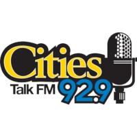 Logo de la radio WRPW Cities 92.9