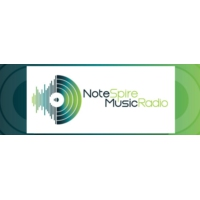 Logo of radio station NoteSpire Radio