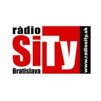 Logo of radio station Rádio SiTy