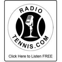 Logo of radio station Radio Tennis