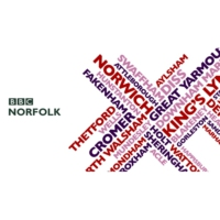 Logo of radio station BBC Radio Norfolk