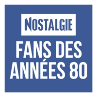 Logo de la radio Nostalgie Fans des Années 80