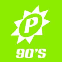 Logo de la radio PulsRadio - 90's