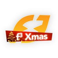 Logo de la radio Fréquence 3 XMas