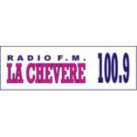 Logo of radio station La Chevere 100.9 FM