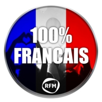 Logo of radio station RFM 100 % Français