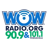 Logo of radio station WOW Radio 90.9