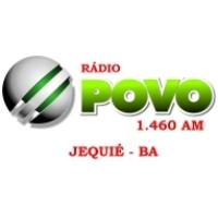 Logo de la radio Radio Povo Jequie