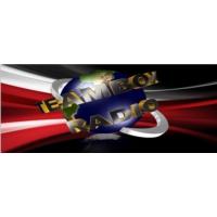 Logo of radio station Teamboxradio