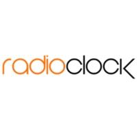 Logo of radio station RadioClock